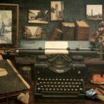 typewriter, former, type