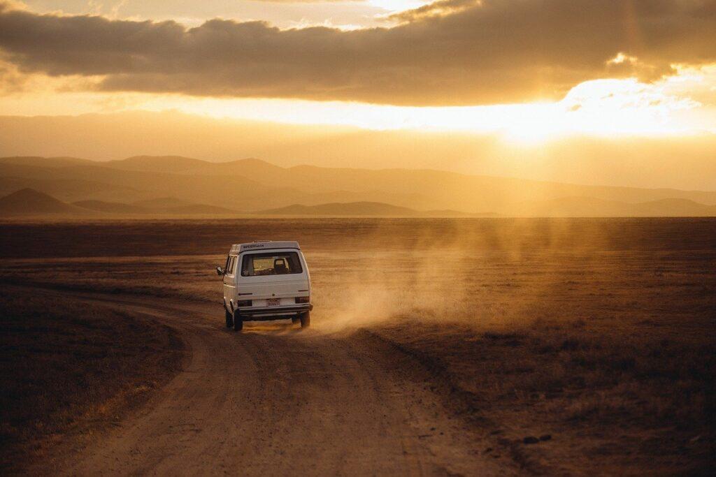 volkswagen, adventure, travel